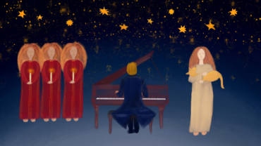 "Lara_Choir_stars-370x208.jpg"">"